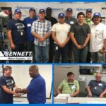 Welcome to Bennett – New Drivers June 27, 2017