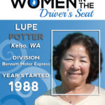 Lupe Potter – Women in the Driver's Seat Profile