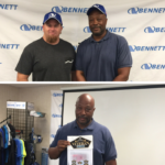 Welcome to Bennett – New Drivers August 5, 2017