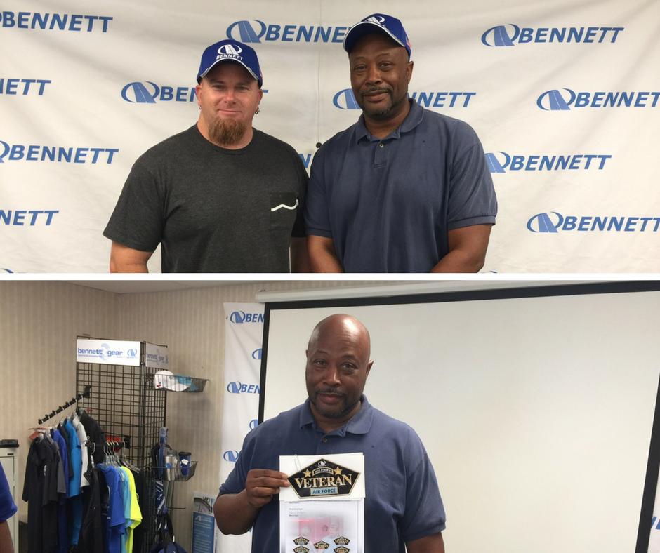 Bennett Motor Express Flatbed Drivers