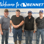 Welcome to Bennett – New Drivers January 4, 2018