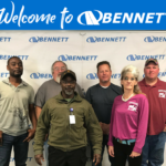Welcome to Bennett – New Drivers January 16, 2018
